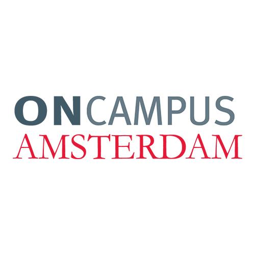 ONCAMPUS AMSTERDAM_logo